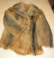 Pelzjacke Fuchs Graufuchs Größe M 38/40 neuwertig, nur 1x getragen