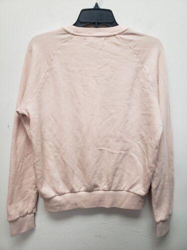 Spiritual Gangster Femme Varsity Sweat-shirt Pêche Nouveau Polaire made in USA Yoga