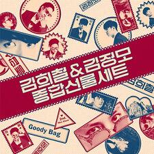 M&D SUPER JUNIOR HEECHUL&TRAX JUNGMO-[Goody Bag] 2nd Mini Album CD+Photo Book