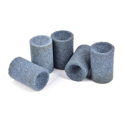 5pcs//set round steel tip point needle sharpener darts accessories sand stonRSDE