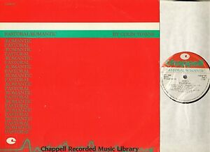 COLIN-TOWNS-pastoral-romantic-CHAP-107-uk-chapell-music-library-1985-LP-EX-VG