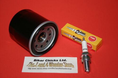 POLARIS 96-97 425 Magnum 6x6 Tune Up Kit NGK Spark Plug /& Oil Filter