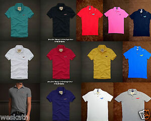 hollister collar shirt