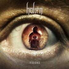 HAKEN - VISIONS (RE-ISSUE 2017)  2 VINYL LP+CD NEW+