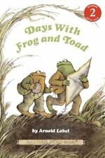 I Can Read Level 2: Days with Frog and Toad by Arnold Lobel (2004, Paperback)