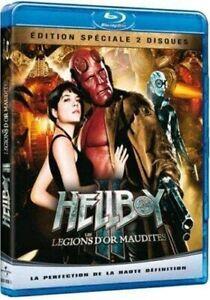 Hellboy II, Les légions d'or maudites (Édition DVD & Blu-ray) NEUF - V FR