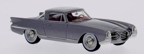 Wonderful modelcar NASH RAMBLER  PALM BEACH  PININFARINA -  grau - 1 43 -  lim.