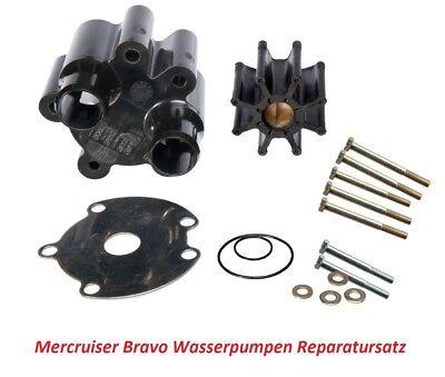 Impeller Kit Mercruiser I R MR Alpha One Mercury Mariner ab 65PS Wasserpumpe