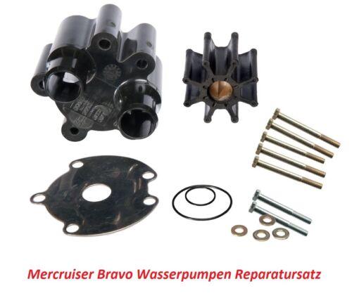 Mercruiser Bravo I II III Impeller Repsatz Wasserpumpe einteilig #46-807151A14