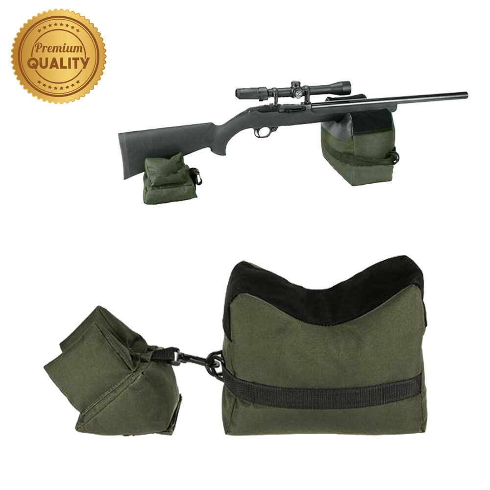 EXSI Shooting Rest Bags Front And Rear SandBag Stand