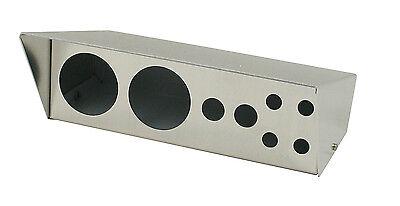 Sandrail Switch Box 9 3/4  X  6 5/8  X  4 2 Gauge 4 Switch VW Dune Buggy