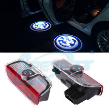 2x Auto porta LED LASER proiettore Logo luce per VW CC GOLF PASSAT EOS TIGUAN