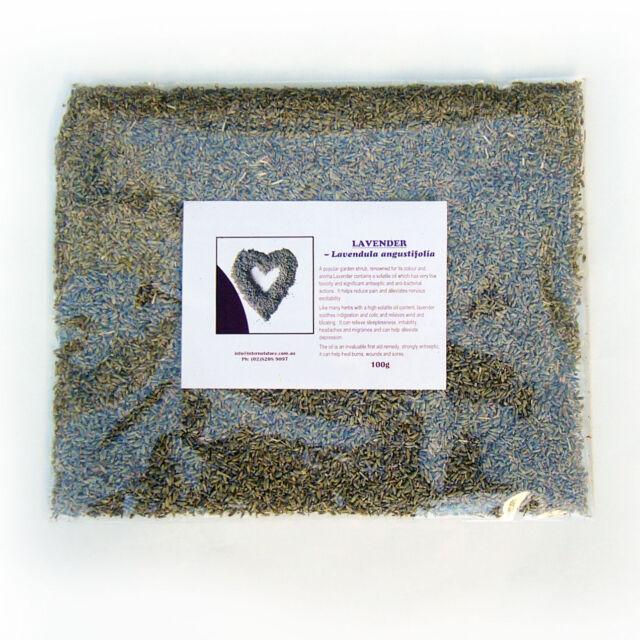 Dried Herbs Dried Lavender Flowers Food Grade 100g pack(Lavandula Angustifolia)