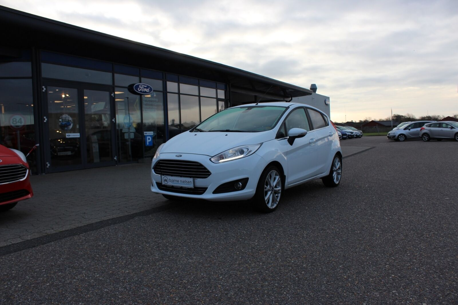 Ford Fiesta 1,0 SCTi 100 Titanium X