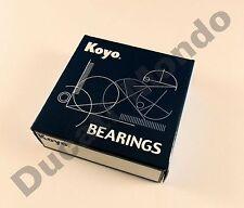 Koyo rear sprocket carrier roller ball bearing for Aprilia RS125 06-12 07 08 09