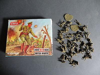 Airfix British Infantry Soldatini Ho/00 Scale