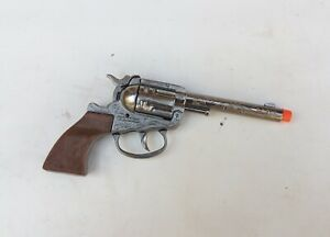 NEW-Gonher-Spain-Cowboy-Classic-100-Roll-Caps-Diecast-Cap-Gun-Pistol
