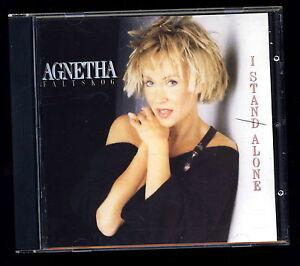 ABBA-Agnetha-Faeltskog-I-Stand-Alone-CD-ALBUM-EUROPE