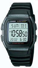 Casio W96H-1BV Wrist Watch for Men