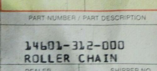 Honda NOS Cam Chain Guide Roller 14601-312-000