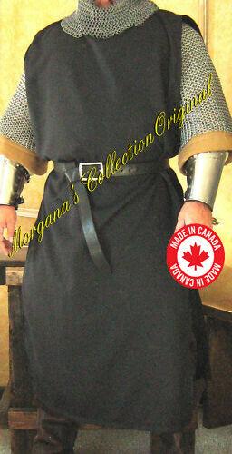 T1 Medieval Knight Heraldry SCA Surcoat Tunic Tabard