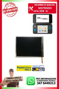 FLAT-FLEX-LCD-SCHERMO-DISPLAY-INFERIORE-PER-NINTENDO-NEW-2DS-XL