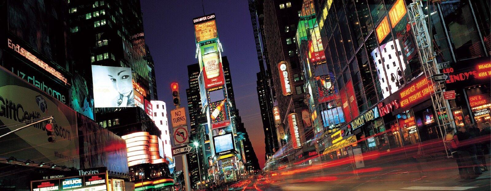 Carta dipinto testata del letto New York York York 3605 Art déco Adesivi c4ec43
