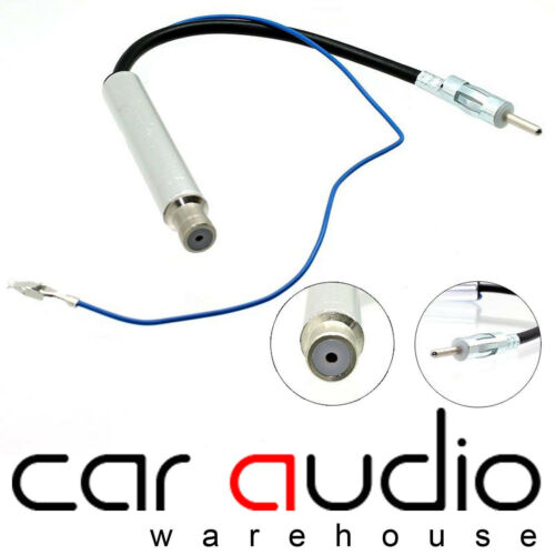 Audi A2 2000-2005  Car Stereo Radio Amplified Booster Aerial Antenna CT27AA08