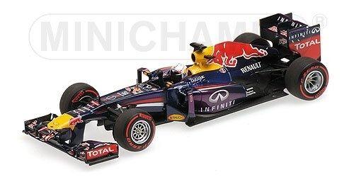 rouge bull rb9 sebastian ma grosse winner Bahrein GP world champion f1 2013 1 43
