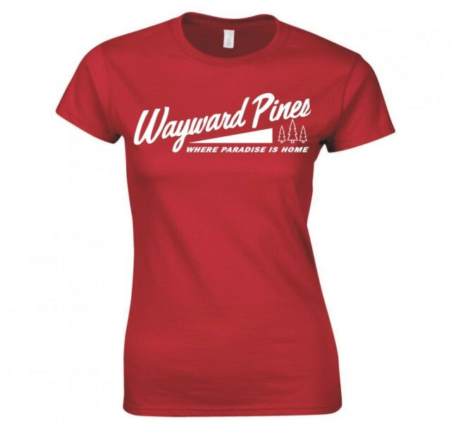 "WAYWARD PINES /""WELCOME SIGN/"" SWEATSHIRT NEW"