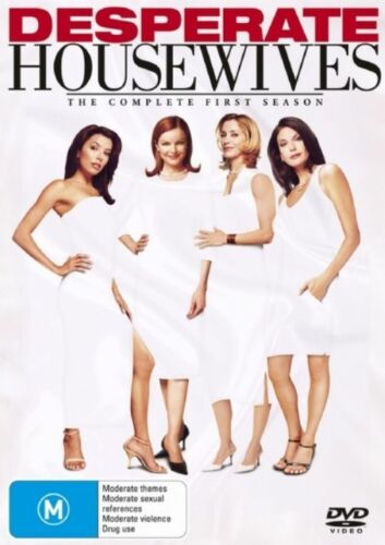 1 of 1 - Desperate Housewives : Season 1 (DVD, 2005, 6-Disc Set) *New & Sealed* Region 4