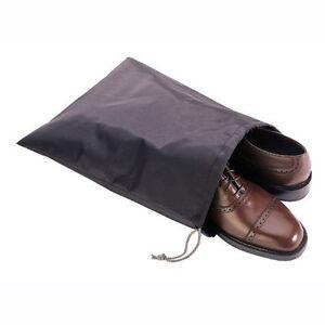 38b3fde461d3 Details about Waterproof Nylon Travel Bag Set Drawstring Closure Shoe  Protection Sneakers