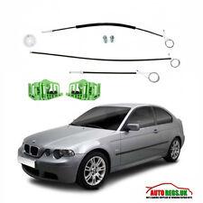 BMW 3 SERIES COMPACT E46 ELECTRIC WINDOW REGULATOR REPAIR KIT FRONT LEFT NEW