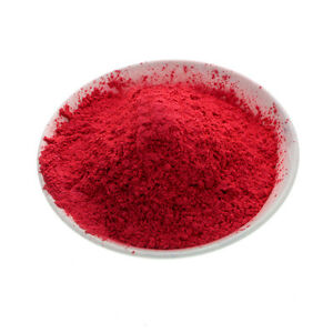 Details about 10g Cosmetic Grade Natural Mica Powder Soap Candle Colorant  Dye Oriental Red