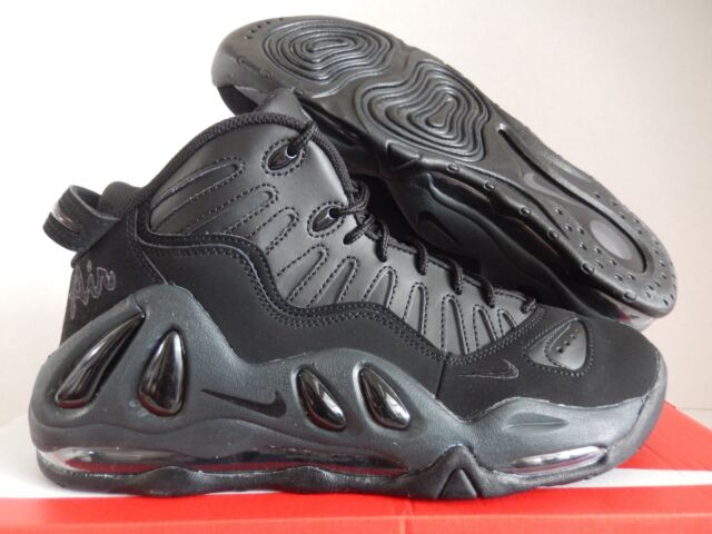 premium selection 20de7 e7402 NIKE AIR MAX UPTEMPO 97 BLACK-BLACK-ANTHRACITE-BLACK SZ 10.5  399207