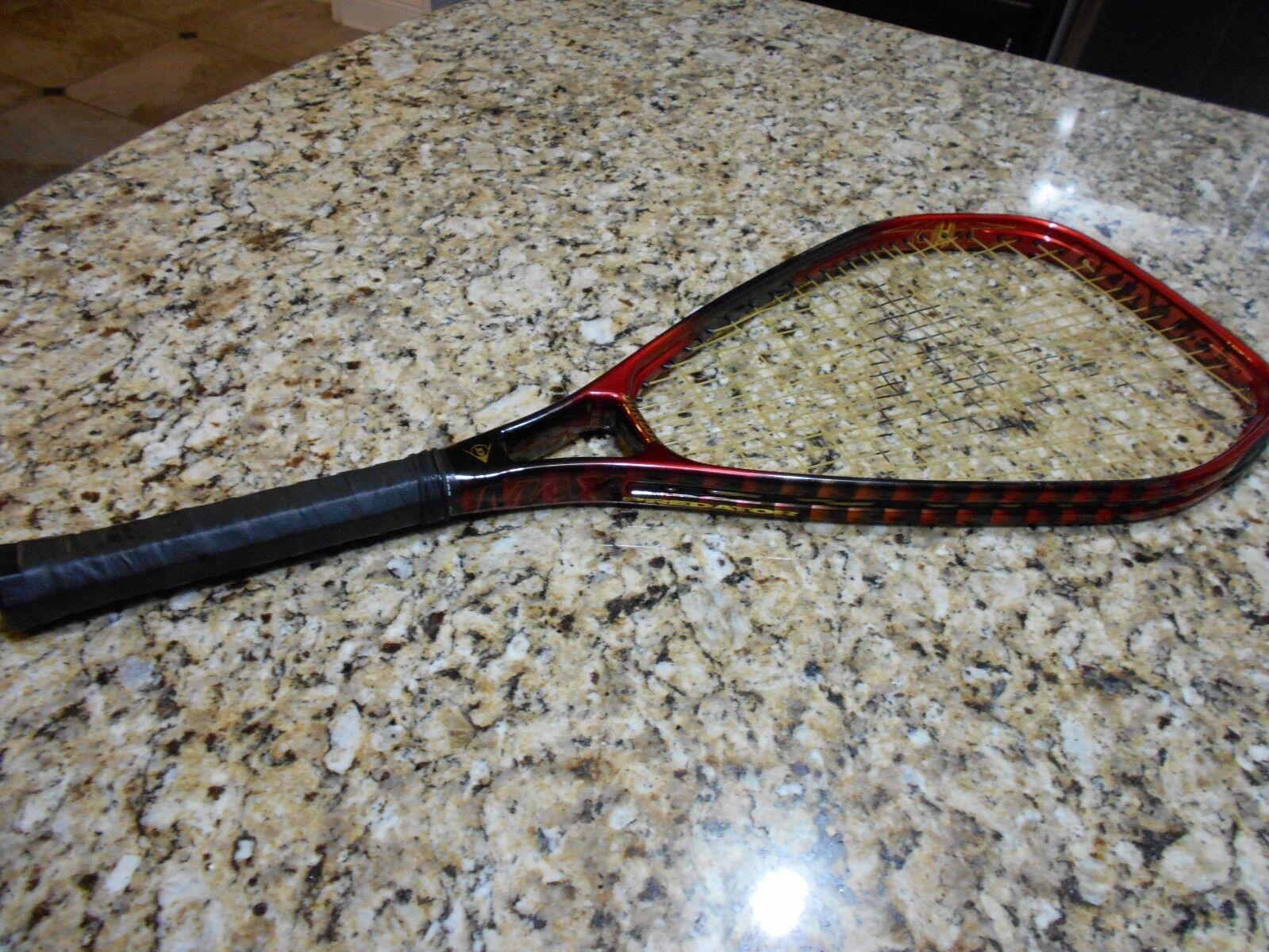Dunlop MAX Prossoator Extra Long Tennis Racquet  4 1/4