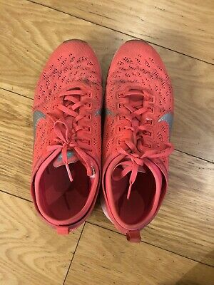 Women's Hot Pink Nike Zoom Fly Trainers
