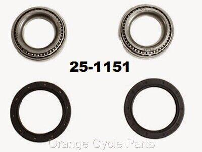 All Balls 25-1151 Rear Wheel Bearing Seal Kit for Polaris Xplorer 400L 4x4 99-02