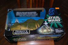 "Sandtrooper Dewback-Tatooine 12""-Hasbro-1/6 Scale-Star Wars Customize Side Show"