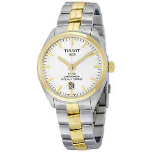 Tissot-PR-100-Automatic-Silver-Dial-Men-039-s-Watch-T101-408-22-031-00