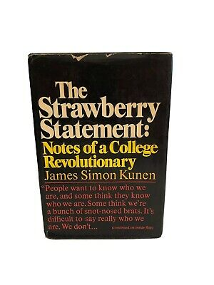 The strawberry statement book summary