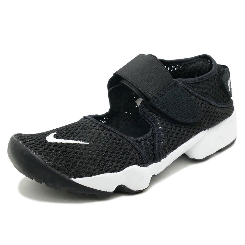 Nike Rift Gs / Ps Boys Noir White