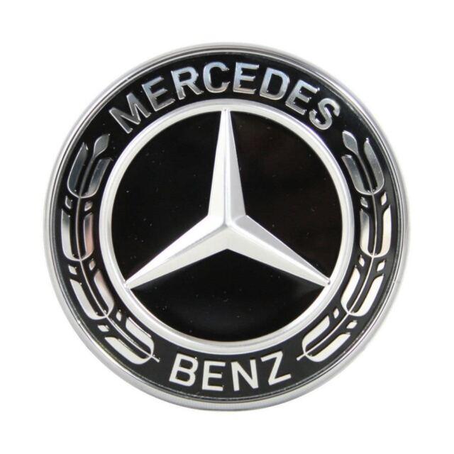 Brabus emblema capó para Mercedes-Benz w205 s205 C-Klasse