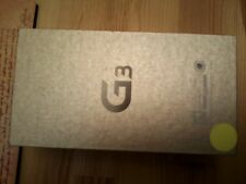 Unlocked LG G3 Sprint 32 G - refurbished, never used