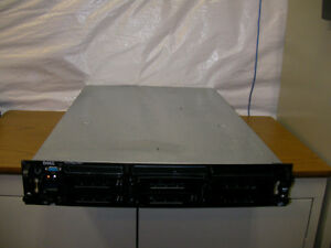 Dell-Poweredge-2850-2U-2-8GHz-64-Bit-CPU-3x146GB-SCSI-Hard-Drives-RAID