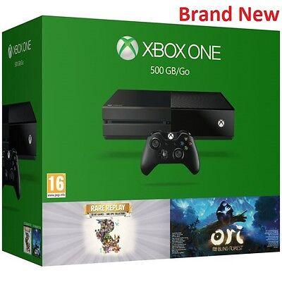 Microsoft Xbox One Holiday Bundle 512GB Black Console