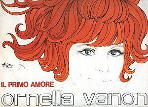 ORNELLA-VANONI-disco-LP-33-g-IL-PRIMO-AMORE-ristampa-ITALIANA-1980-MADE-in-ITALY
