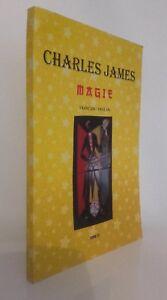 Charles-James-Magia-100-Ideas-Tips-Efectos-Francais-Ingles-Tomo-2-Como-Nuevo