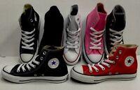 Converse High Top Chuck Taylor All Star Canvas Shoes Men / Women