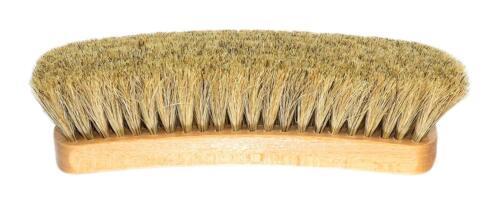"Ralyn Professional Shine Brush Boots /& Shoes Brush Buffer Light Horse Hair 8/"""